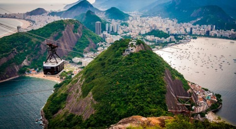 inundaciones Río Janeiro suman diez muertos