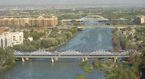 ¿Cuáles son afluentes río Ebro?