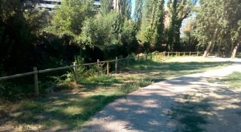 Concluyen trabajos acondicionamiento entorno río Isuela