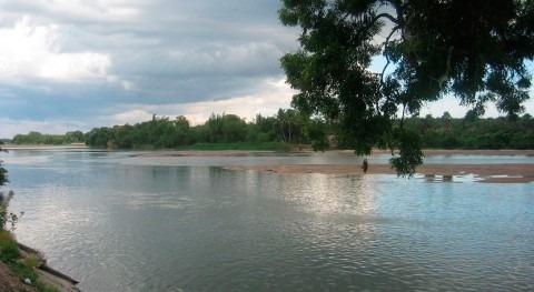trasvase río dos estados India provoca violentas protestas