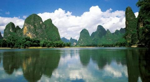 río Li, 15 mejores ríos viajeros