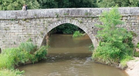 Inversión más 200.000 euros mejora margen derecha río Louro Mos