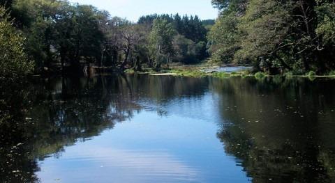 Confederación Miño-Sil continúa trabajos mejora cauce ríos Lugo