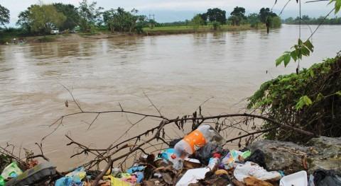 Preocupa contaminación Cuenca río Motagua Guatemala