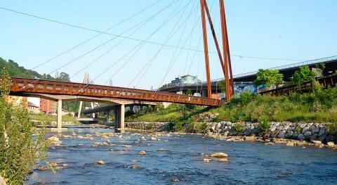 Asturias asume gestión EDAR Caldas y colectores ríos Nalón y Gafo