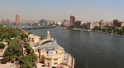 fuertes lluvias forzaron éxodo Egipto hace 10.000 años