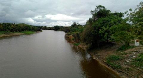 río Pilcomayo continúa avanzando llegar 235 km recorrido embocadura