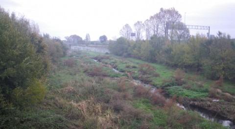 Garantizada libre circulación agua río Ridaura