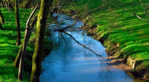 Gobierno gallego restaura márgenes ríos Sar y Sarela, Santiago