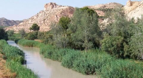 información pública extracción agua subterránea pozos privados Campo Cartagena