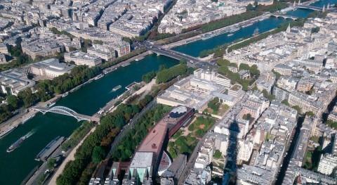crecida Sena obliga evacuar 1.500 personas París