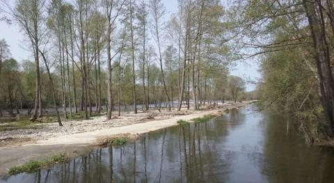 CHD ha realizado 11 actuaciones conservación cauces Salamanca último año