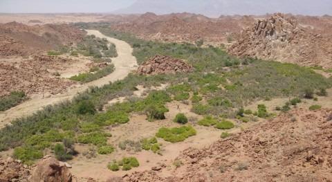 Cuantificadas primera vez emisiones CO2 atmósfera ríos intermitentes