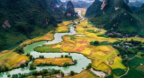 estudio, más mitad ríos Tierra están afectados actividad humana