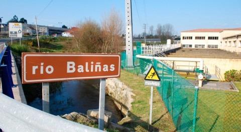 Galicia restaura márgenes ríos San Pedro y Valiñas Oleiros y Cambre, respectivamente