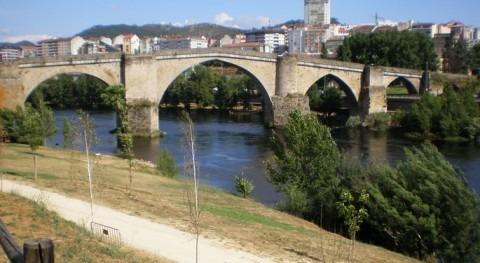 Imagen del río Barbaña
