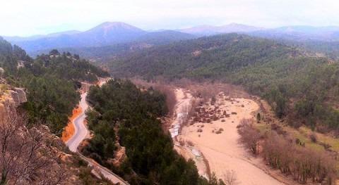 Río Bergantes.