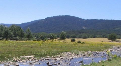 Comienza estudio talud situado margen izquierda río Eresma paso Coca