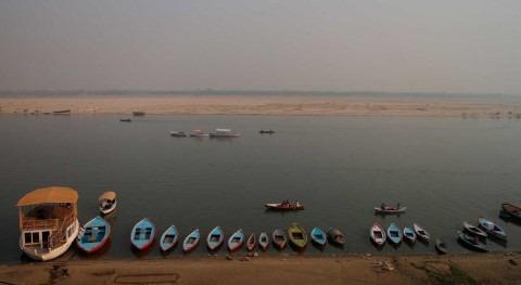 ríos India reviven gracias al confinamiento