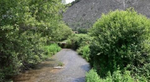 CHE adjudica trabajos recuperación capacidad desagüe río Jiloca
