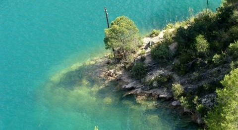 ¿Cuáles son afluentes río Júcar?