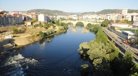 Continúan trabajos mejora cauce y márgenes ríos Ourense