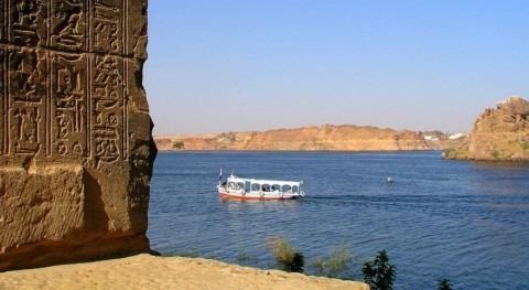 ¿Cuál es longitud Río Nilo?