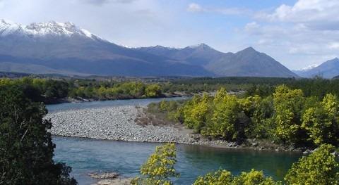 Río Ñuble.