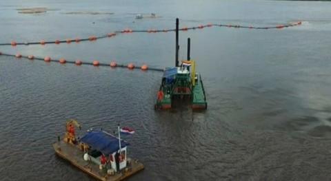 Navegabilidad ríos Paraguay y Paraná, pesar histórica bajante