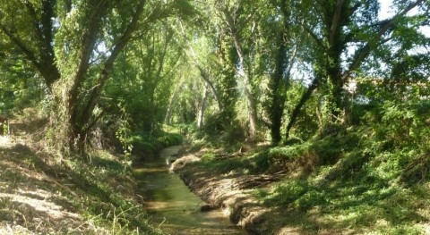 CHE licita instalación caudalímetros aprovechamientos río Queiles (ZNa)