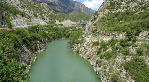 Licitado mantenimiento presas Oliana y Rialb y infraestructuras zonas regables