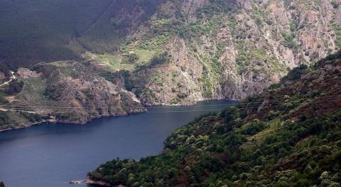 próximos días comenzará mejora capacidad desagüe río Sil Toral Merayo