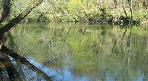 CHMS sanciona Ponteareas y Mondariz obras paseo fluvial río Tea