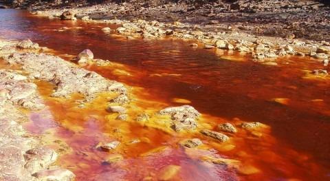 profundidades río Tinto ocultan comunidades cianobacterias