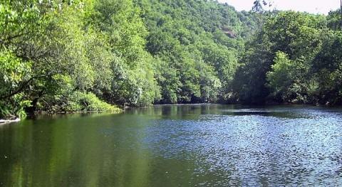 Imagen del Río Ulla