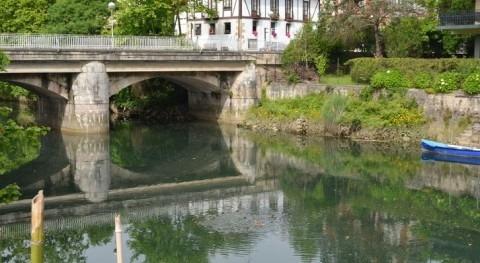 Río Urumea.