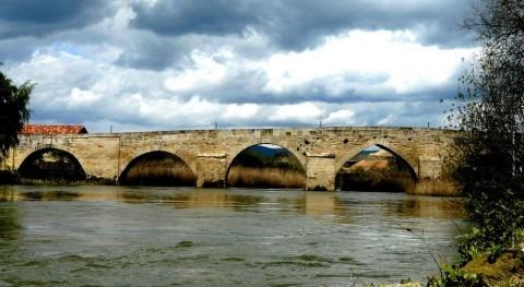CHE adjudica trabajos conservación cauces cuenca río Zadorra
