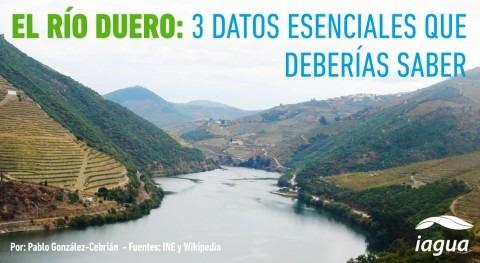 río Duero: 3 datos esenciales que deberías saber