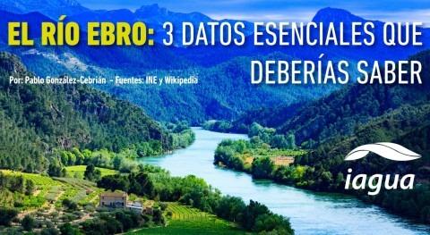 3 datos que todo mundo debería saber río Ebro