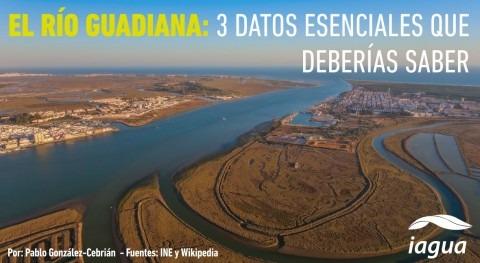 Conoce 3 datos imprescindibles río Guadiana