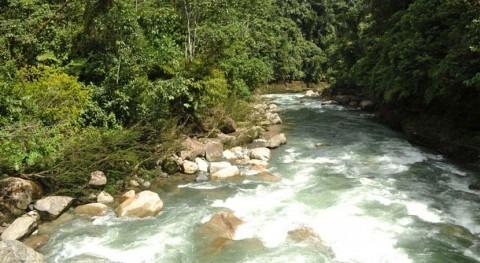 Caudal ecológico Ecuador