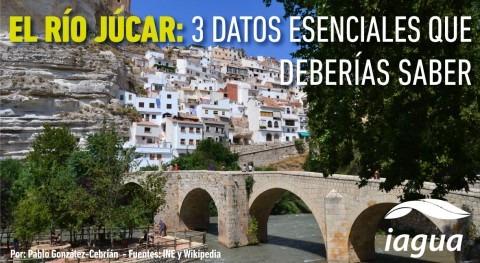 3 curiosidades río Júcar