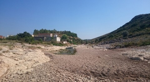 ¿Cuál es régimen hídrico ríos temporales?