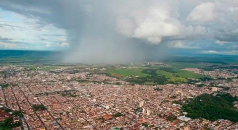 ríos voladores Sudamérica