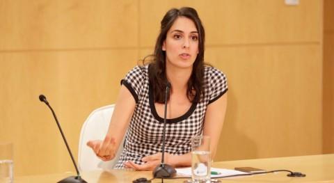 Rita Maestre se incorpora al Consejo Canal Isabel II