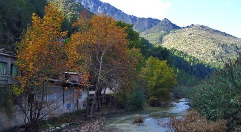 estudio UPV contribuirá determinar nuevo caudal ecológico río Serpis
