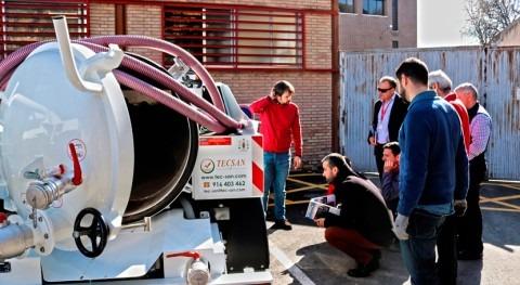 Tecsan continua roadshow Hydrocity principales ciudades españolas