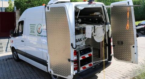RoadShow Nuevos Sistemas IBAK Inspección Alcantarillado