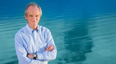 Roberto Lenton es fundador y director ejecutivo del Robert B. Daugherty Water for Food Institute