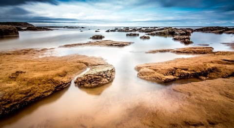 investigación descubre que hay 20 millones km3 agua salada encerrada rocas profundas